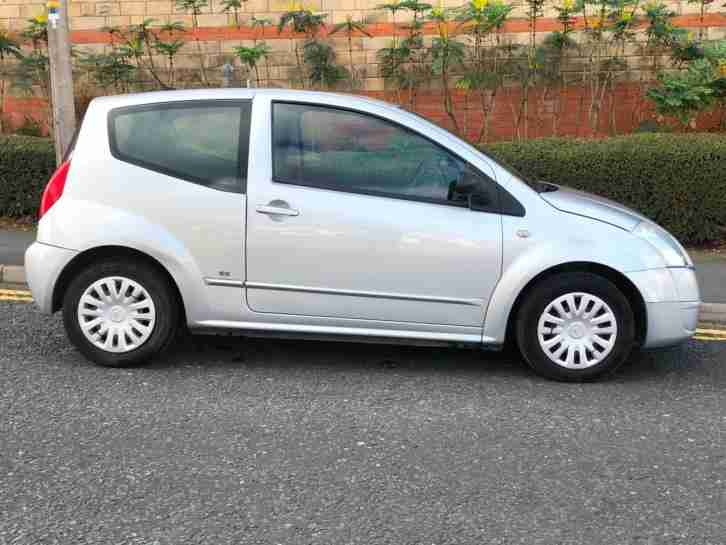 Citroen C2 1.1i 2004MY SX 2 FORMER KEEPERS 1.1