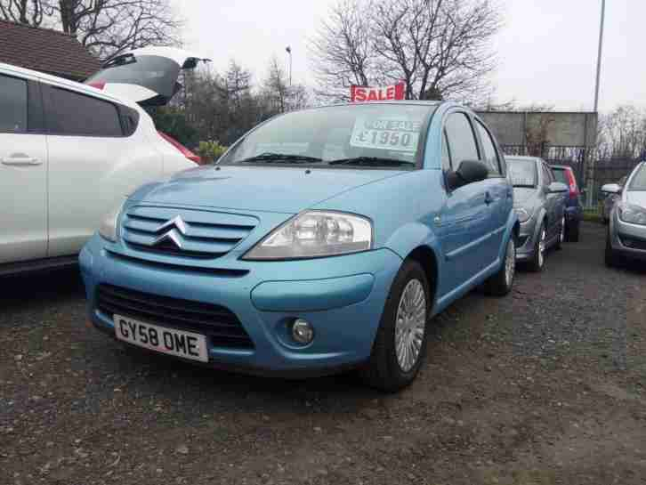 Citroen C3 1.4i ( 90bhp ) Cachet ONE WONER VEHICLE