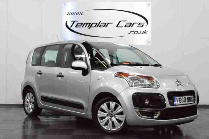 Citroen C3 Picasso. Citroen car from United Kingdom