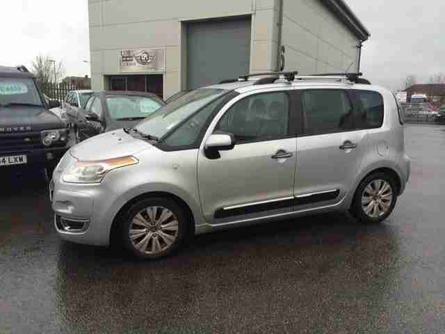 citroen c3 picasso 1 6hdi 8v 92bhp exclusive 2009 09 reg 5 door. Black Bedroom Furniture Sets. Home Design Ideas