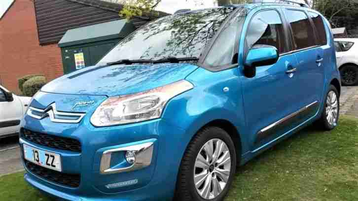 citroen c3 picasso exclusive car for sale. Black Bedroom Furniture Sets. Home Design Ideas
