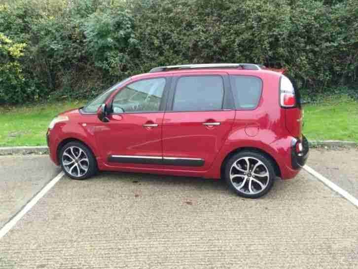 citroen c3 picasso exclusive petrol manual 2009 59 car for sale. Black Bedroom Furniture Sets. Home Design Ideas