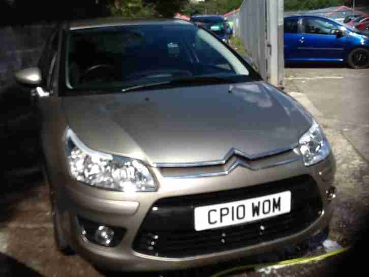 Citroen C4 1.6HDi 16v ( 90bhp ) VTR+ DIESEL,UP TO 70 MPG, £115 A YEAR TAX