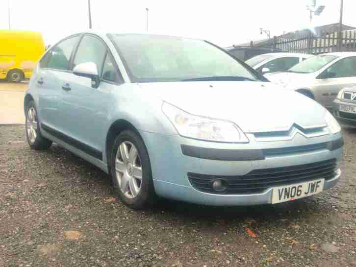Citroen C4 1.6HDi 16v ( 92hp ) SX LONG MOT EXCELLENT RUNNER