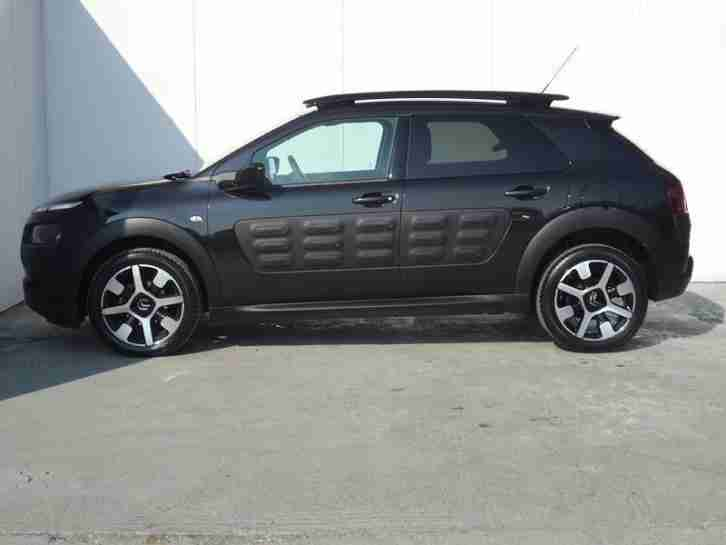 citroen c4 cactus 1 2 puretech 110 flair 5dr car for sale. Black Bedroom Furniture Sets. Home Design Ideas