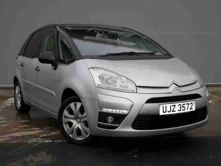 citroen c4 picasso 1 6 hdi platinum 5dr car for sale. Black Bedroom Furniture Sets. Home Design Ideas
