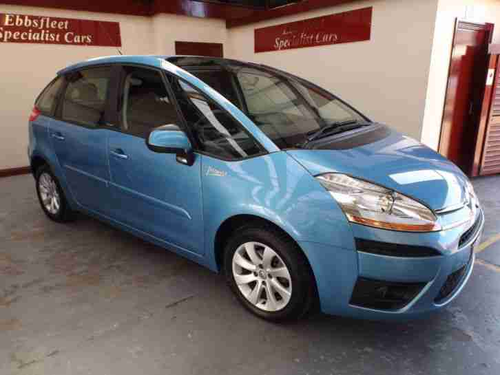 C4 Picasso 1.6HDi ( 110hp ) VTR + 6