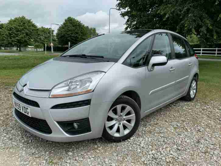 C4 Picasso 1.6HDi 2009 VTR+ Automatic