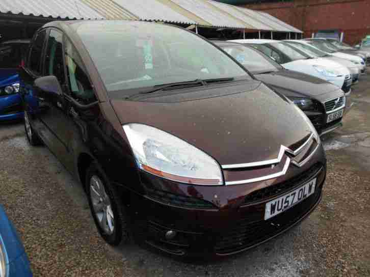 C4 Picasso 1.6HDi VTR+ 2007 57