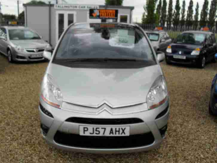 Citroen C4 Picasso 2.0HDi ( 138hp ) EGS VTR + Automatic 57reg