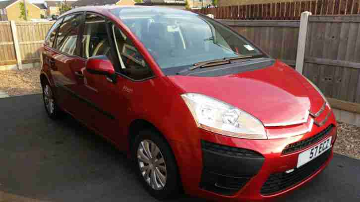 C4 picasso 1.6HDI SX EGS (110 bph)