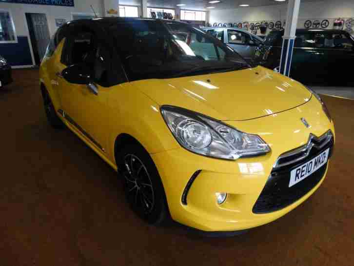 Citroen DS3 1.6HDi 90 DStyle