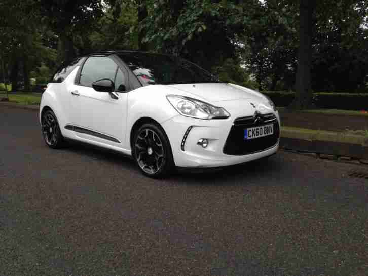 DS3 1.6THP ( 150bhp ) DSport 41k