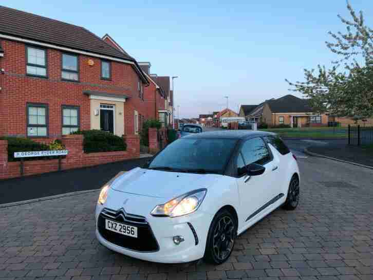 Citroen DS3 1.6e HDi ( 90bhp ) Airdream DStyle Plus