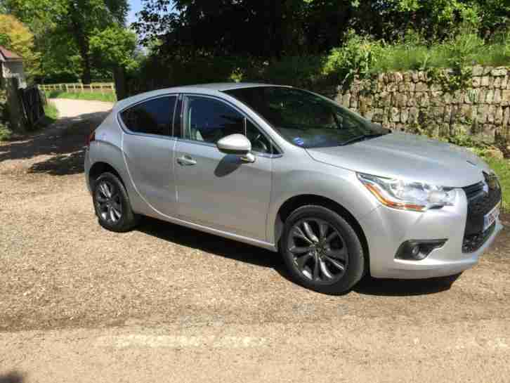 DS4 1.6HDi ( 110bhp ) DStyle 2013