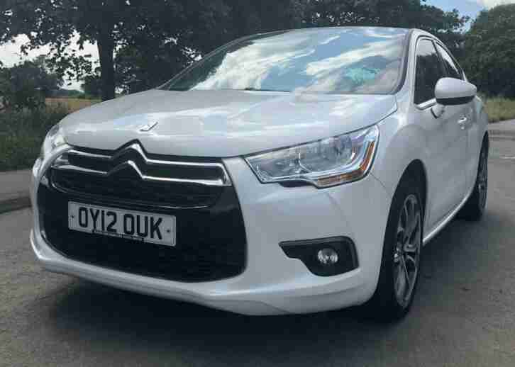 DS4 1.6e HDi (110bhp) Airdream DStyle