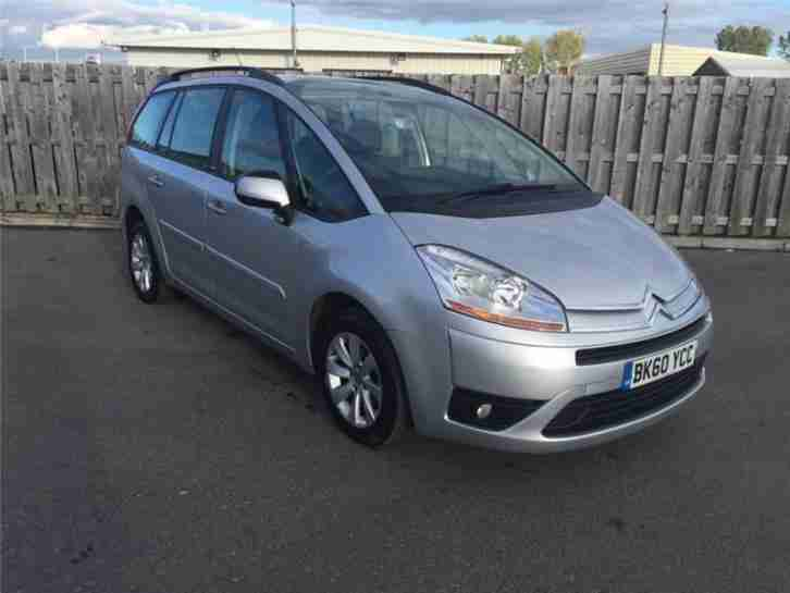 Citroen Grand C4 Picasso 1.6 HDi 16v VTR+ 5dr DIESEL MANUAL 1600CC