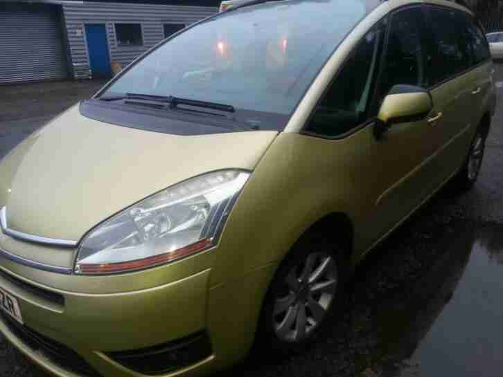 Grand C4 Picasso 1.6HDi 16v VTR+