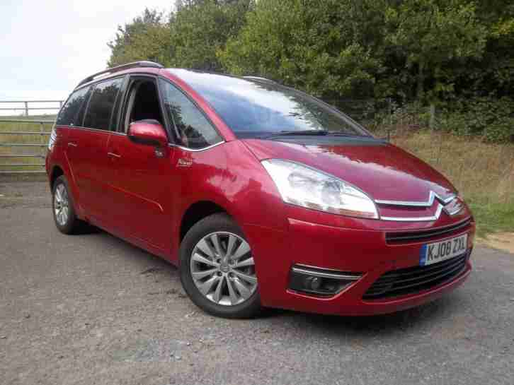 Grand C4 Picasso 2.0HDi 16v EGS