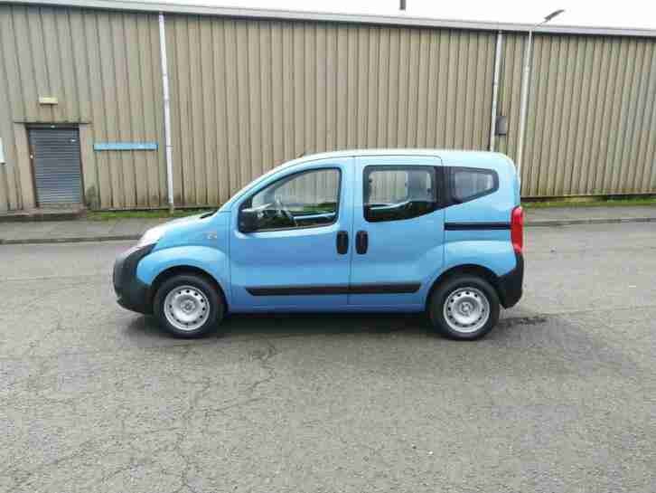 Citroen Nemo Multispace. Citroen car from United Kingdom