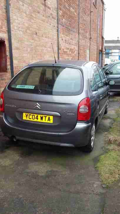 Citroen Picasso 1.6 for Spares or repair