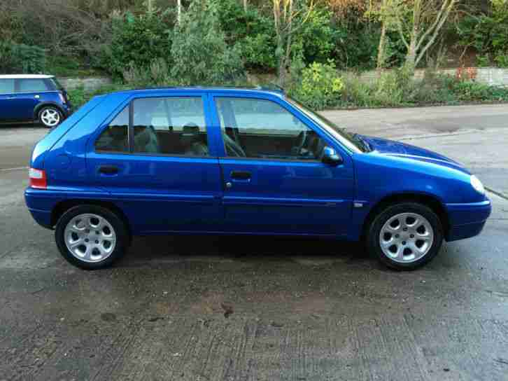 Citroen Saxo 1.1i 2000 Desire 11 MONTHS MOT ONLY 75K POWER STEERING