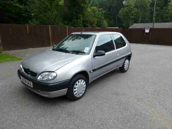 citroen saxo forte 3dr 10 months mot car for sale. Black Bedroom Furniture Sets. Home Design Ideas