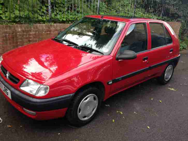 Citroen Saxo Automatic R Reg 1.4 39000 miles Mechanically 100% Sound great car