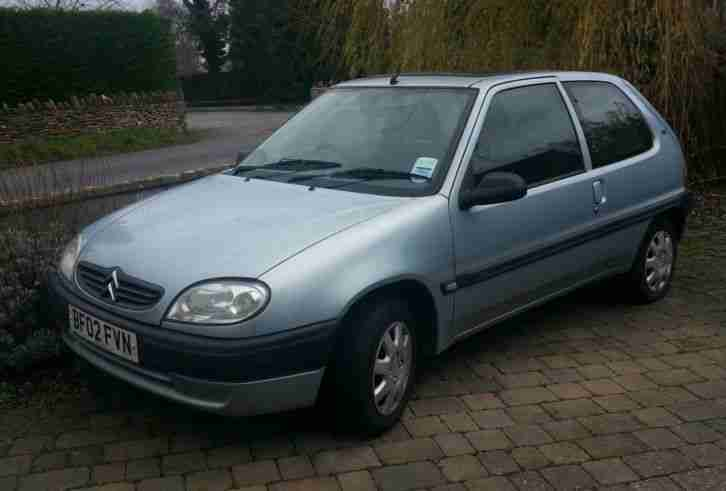 Citroën Saxo - spares or repair