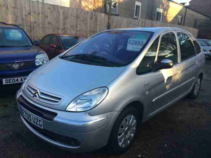 citroen xsara picasso 1 6hdi 110hp 2005my exclusive car for sale. Black Bedroom Furniture Sets. Home Design Ideas