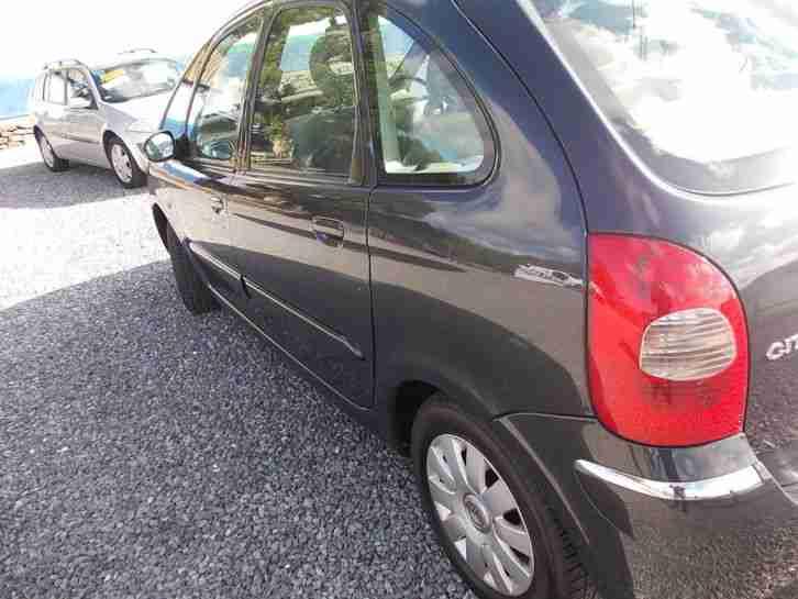 citroen xsara picasso 1 6hdi 110hp fap exclusive car for sale. Black Bedroom Furniture Sets. Home Design Ideas