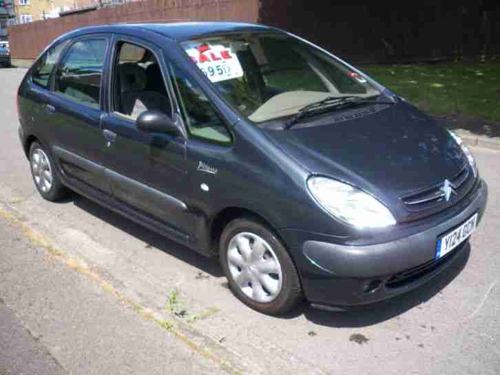 citroen xsara picasso 16v 2000my sx car for sale. Black Bedroom Furniture Sets. Home Design Ideas