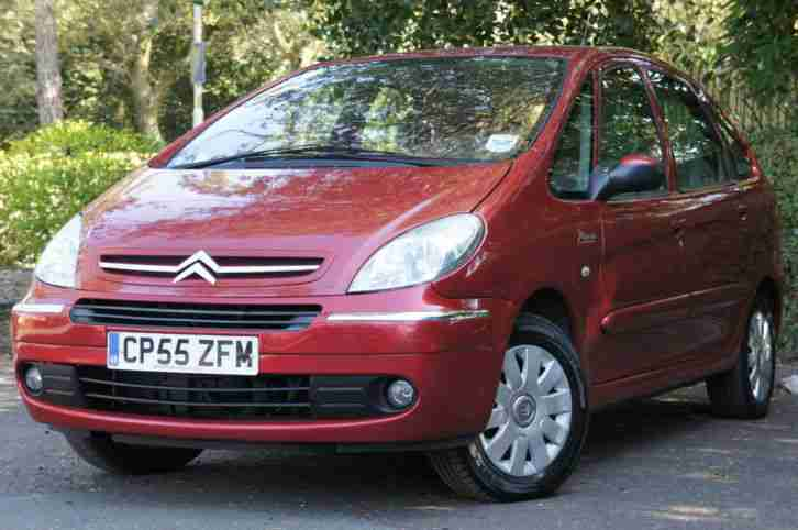 citroen xsara picasso 2 0hdi 90hp 2005 exclusive car for sale. Black Bedroom Furniture Sets. Home Design Ideas