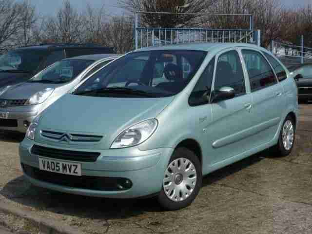 citroen xsara picasso diesel manual 2005 car for sale. Black Bedroom Furniture Sets. Home Design Ideas