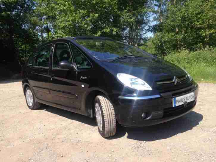 citroen xsara picasso desire 1 6 hdi 12 months mot black. Black Bedroom Furniture Sets. Home Design Ideas