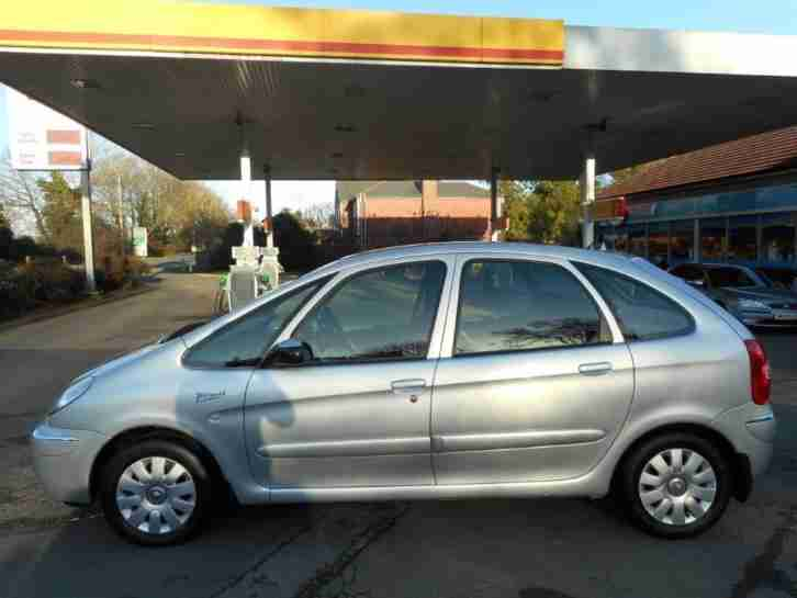 Citroen Xsara Picasso Picasso Exclusive HDi DIESEL MANUAL 2006/56