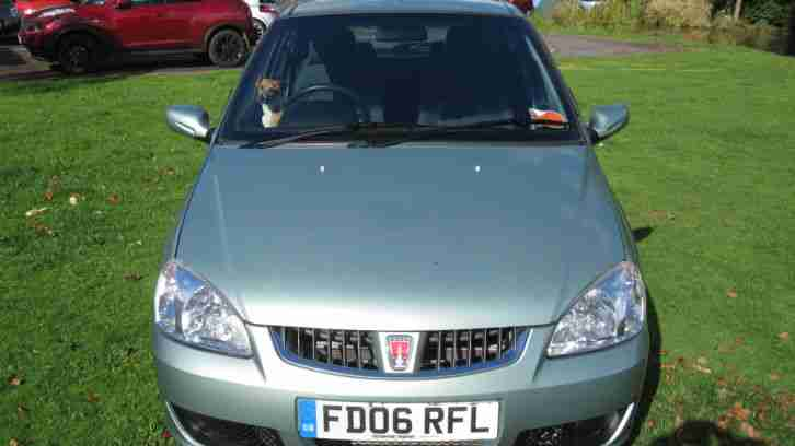 City Rover select 2006 low milage Full history, Long Mot, Drives great.AIR BAGS!