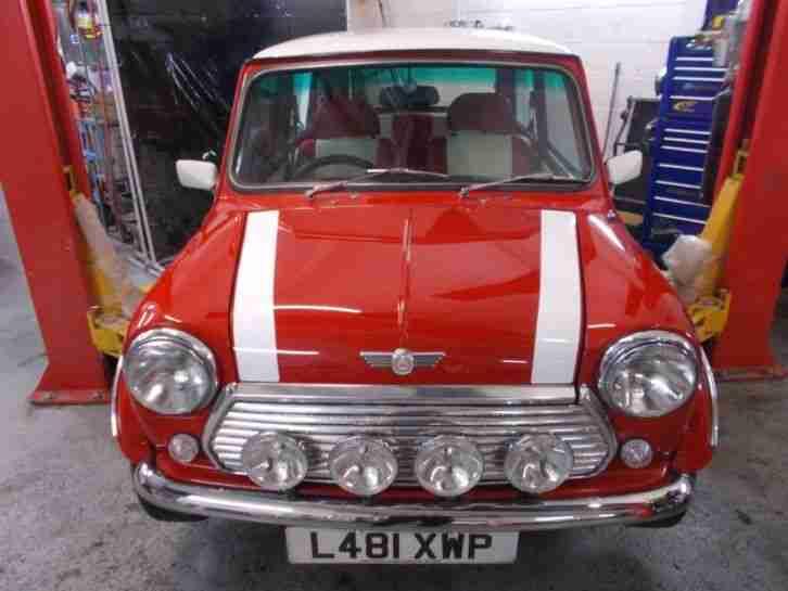 Classic Mini Cooper 1993