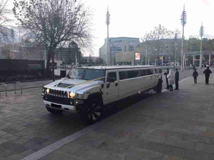 Hummer Coifed H2. Hummer car from United Kingdom
