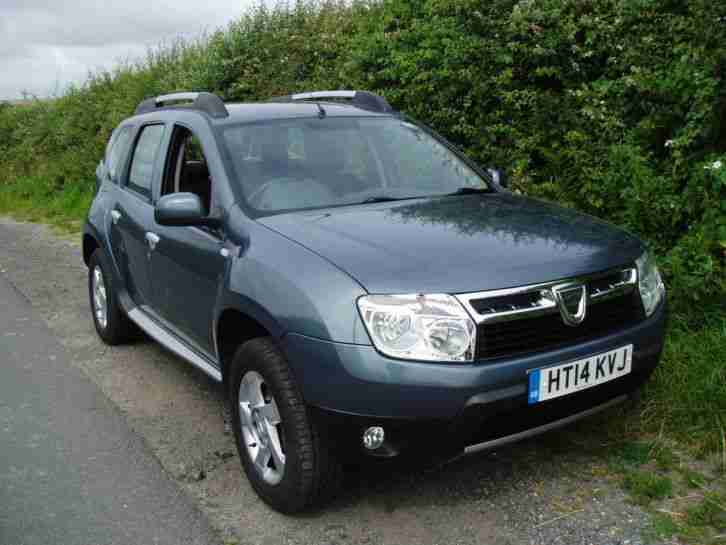 dacia duster laureate 1 5 dci diesel 5dr 4x4 2014 22224 miles car for sale. Black Bedroom Furniture Sets. Home Design Ideas
