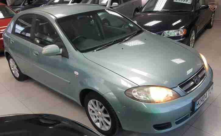 DAEWOO LACETTI SX 14 Services stamps 1 Keeper 2 KEYS MOT 06 2018