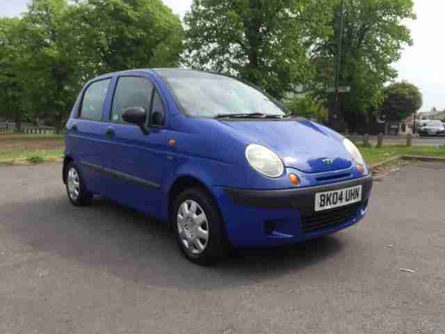 MATIZ 0.8 SE 5 DOOR HATCHBACK 2004