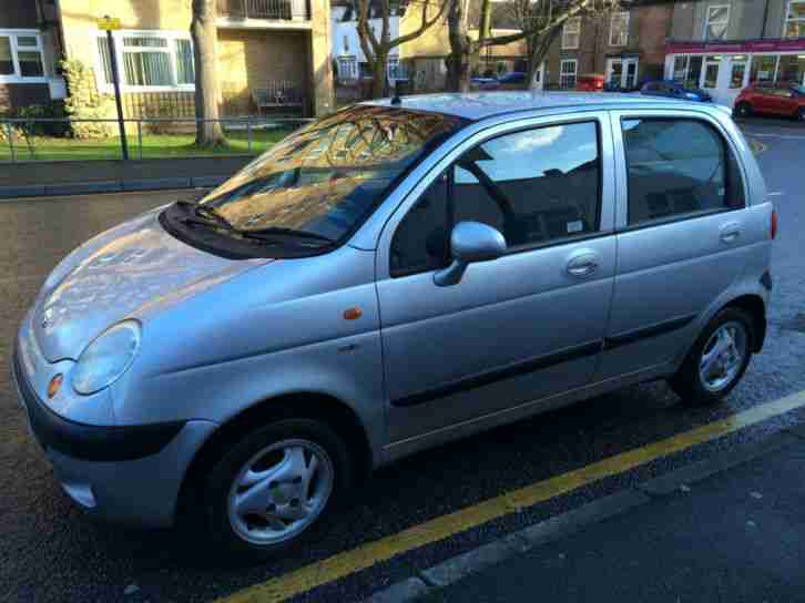 Daewoo MATIZ 800CC. Daewoo car from United Kingdom