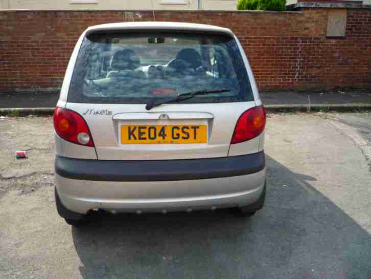 DAEWOO MATIZ SE+ ~ FOR SPARES/REPAIRS ~ MILEAGE 50681 ~ COLLECTION ONLY SO19