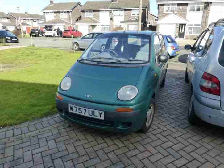 MATIZ SE PLUS GREEN