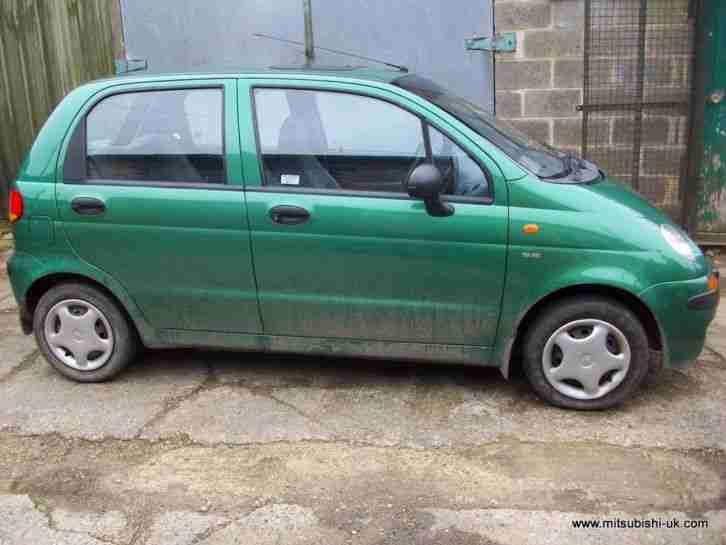 Daewoo MATIZ X REG 800CC. car for sale