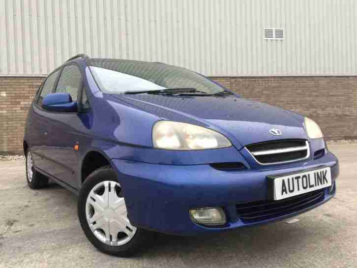 TACUMA 1.6 XTRA 2004(54) METALLIC BLUE
