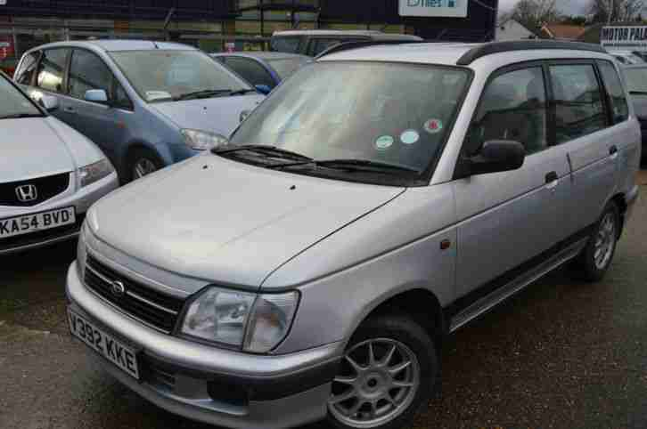 Daihatsu GRAND MOVE. Daihatsu car from United Kingdom