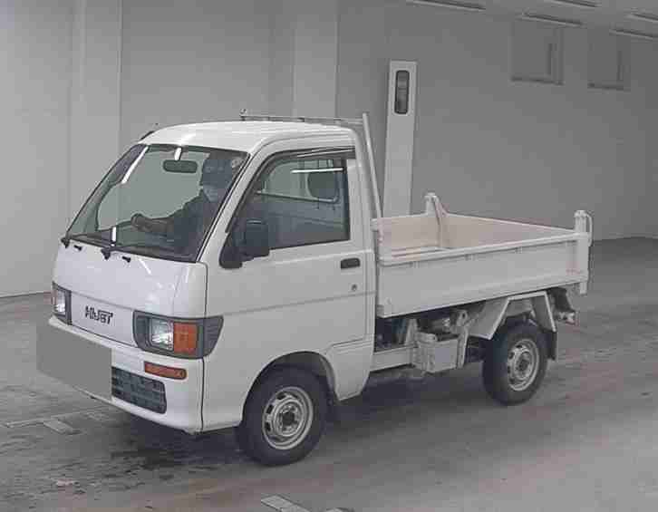 Daihatsu HIJET CLIMBER TIPPER 4 WHEEL DRIVE 4X4 DUMP TRUCK PICK UP