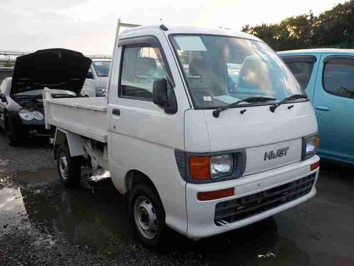 Daihatsu HIJET CLIMBER. Daihatsu car from United Kingdom